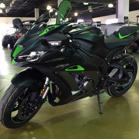 2018 USED/ SECOND HANDED Kawasaki Ninja ZX-10R SE Motorcycles at affordable prices