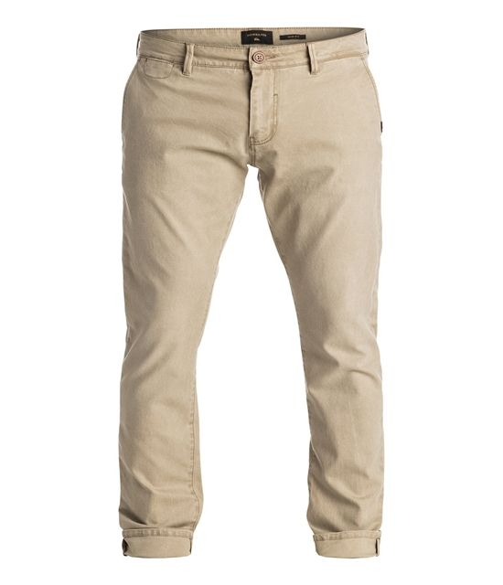 slim fit chino pants with custom brand logo men's clothing wholesale