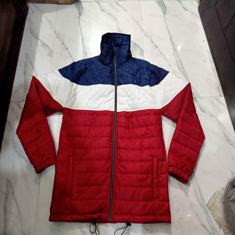 Red Color High Quality Export Oriented Jacket Collection Of 2020