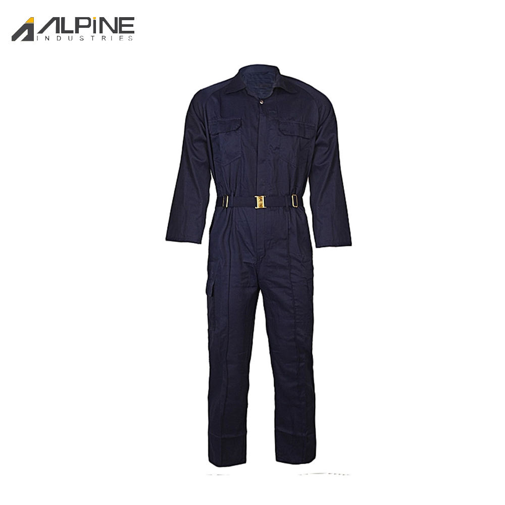 Custom Industry Welder Oil Gas Drilling Construction Protective Coverall Suit