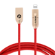 P.T Starlink 1M 2-IN-1 IOS & Micro-B Fast Charging Data Cable USB Cable 2 in 1