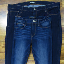 Ladies Jeans - Dark Blue