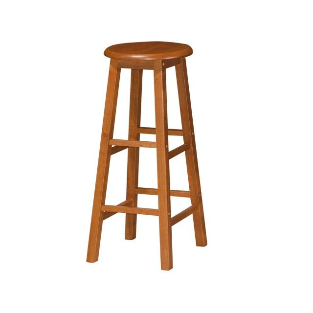 Cappuccino Natural Oak White Wooden Modern Top Rated 29 Ft High Waterproof Venice Bar Stool From Malaysia