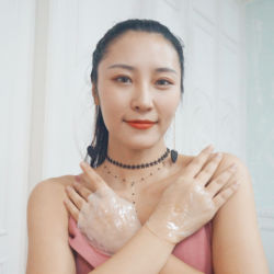 Humifans Puerarin Boosting Hydrogel breast mask for enhancem