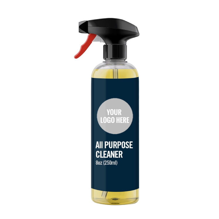 250 ml All Purpose Cleaner Degreaser 8 oz Neutral Car Shampoo Heavy Duty Cleaner Made in Taiwan