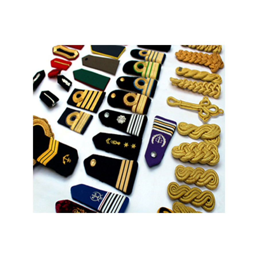 Esercito Badge uniforme militare accessori Produttore