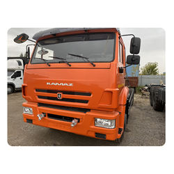 Low cost KAMAZ trucks, buy from the reliable supplier