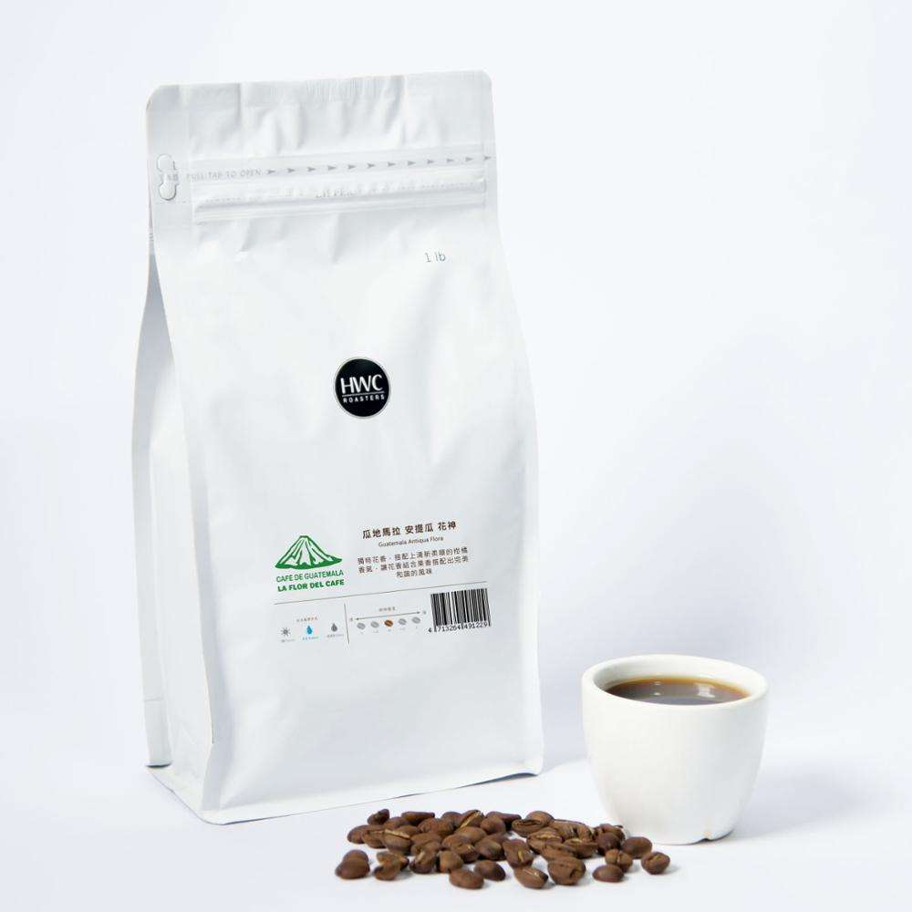 Guatemala Antigua La Flor Del Roasted Coffee Bean Wholesale