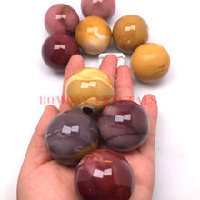 mokaite jeshpe sphers natural crystals stones ball in wholesale metaphysical store