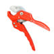 Ratchet Pipe Cutter Triangular Blade Free Sample Ratchet PVC Pipe Cutter L Aluminum Alloy Body L Effort-saving Design L SK-5 Steel Blade L PTFE L