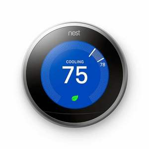 Originele Nest Learning Programmeerbare Thermostaat-3rd Generatie T3007ES