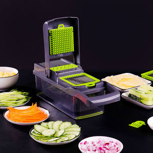 Professional Vegetable Cutter Slicer Manual Potato Peeler