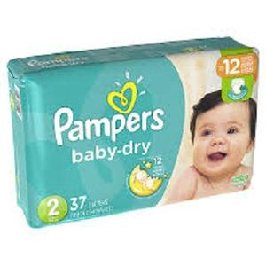 Baby Pampers Diapers