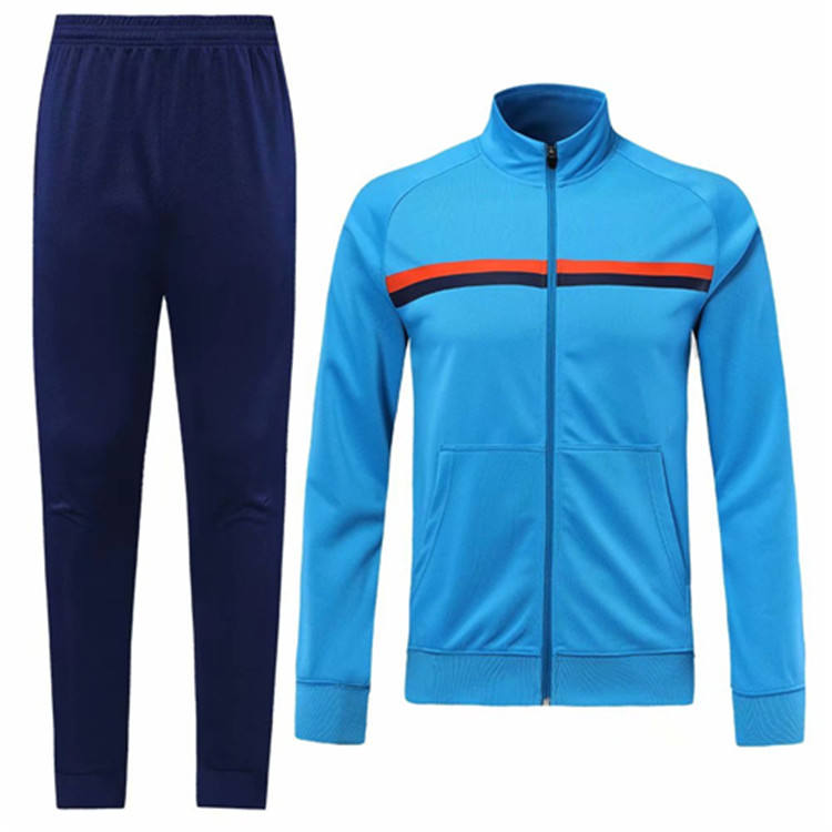 Free Shipping Solid Tracksuit Men Slim Fit Casual Mens Set Outwear 2 Piece Sets Male Track Suits