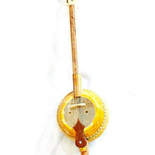 STRING INSTRUMENT QUALITY 4 COURSES GOURD KABAK KEMANE W/ BAG