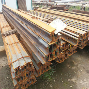 Quality Used Rails R50 - R65, At Best Price