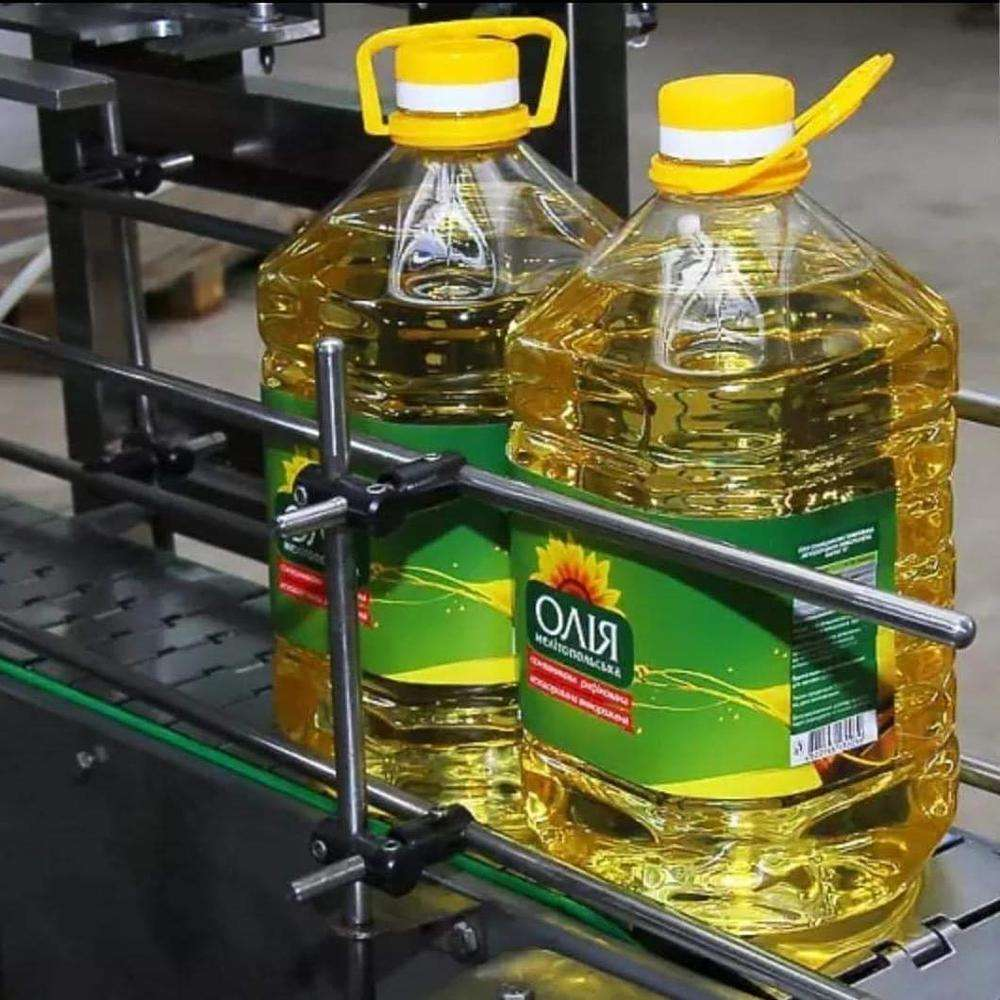 Good quality HALAL certified 100% Pure Sunflower Oil for Sale produced in Ukraine