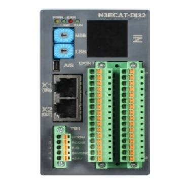 Good Quality N3ECAT-DI32 EtherCAT-based 32 channel Digital Input Function Module Network Controller