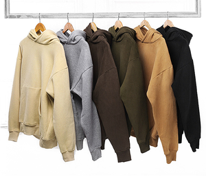 high quality hoodies men wholesale men heavyweight cotton pullover hoodies