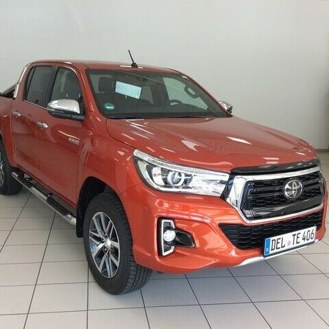 Usato E NUOVO <span class=keywords><strong>HiLux</strong></span> 2019 <span class=keywords><strong>Hilux</strong></span> Doppia Cabina GL 2.4L <span class=keywords><strong>Diesel</strong></span> M/T 2020 Pick-Up