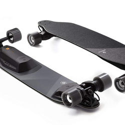 Brand New Original Koowheell boosted dual hub motor electric longboard skateboard with replaceable wheels 42kmh
