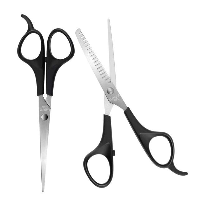 Pakistan wholesale large size plastic handle scissors/shears