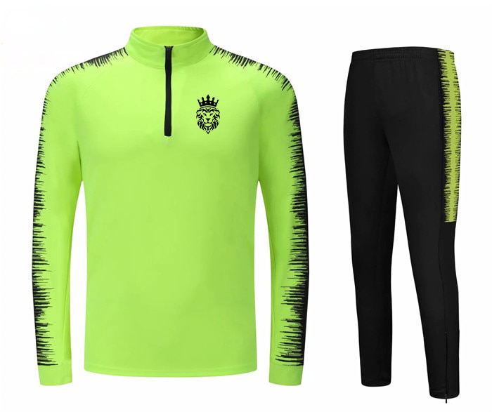 2019 Sports Soccer Training and Running Sublimation Tracksuit