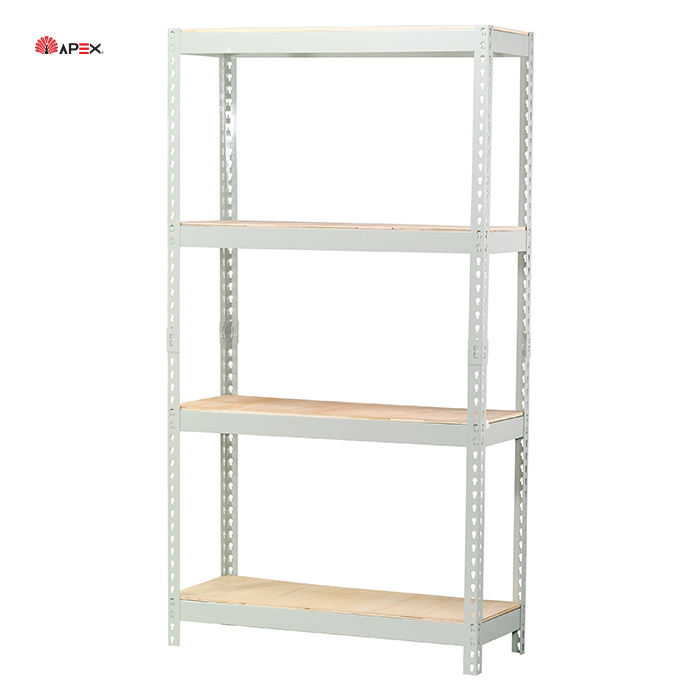 Apex Office Furniture 5 Tier Boltless Storage Racking Garage Shelving Shelves Unit Stacking Racks
