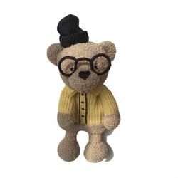 Cute&Cozy New Fashion Stuffed Plush Teddy Bear Hot Water Bottle Cover (Including Rubber Hot Water Bottle)