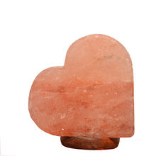 Pure Natural Heart Shape  Himalayan Dark Light Pink  White Customized Premium Quality Salt with Health Benefits from Pakistan