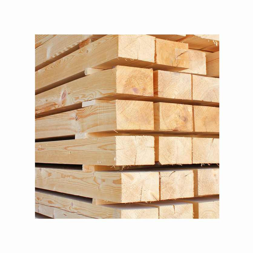 natural color pine Wood Lumber S4S Timber Edge glued board for sale