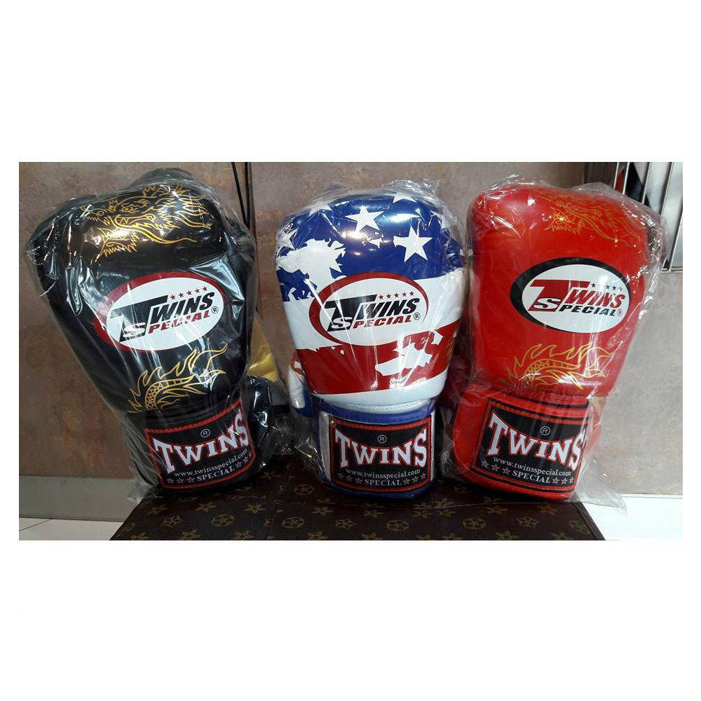 High Quality Twins Special Muay Thai Boxing Gloves