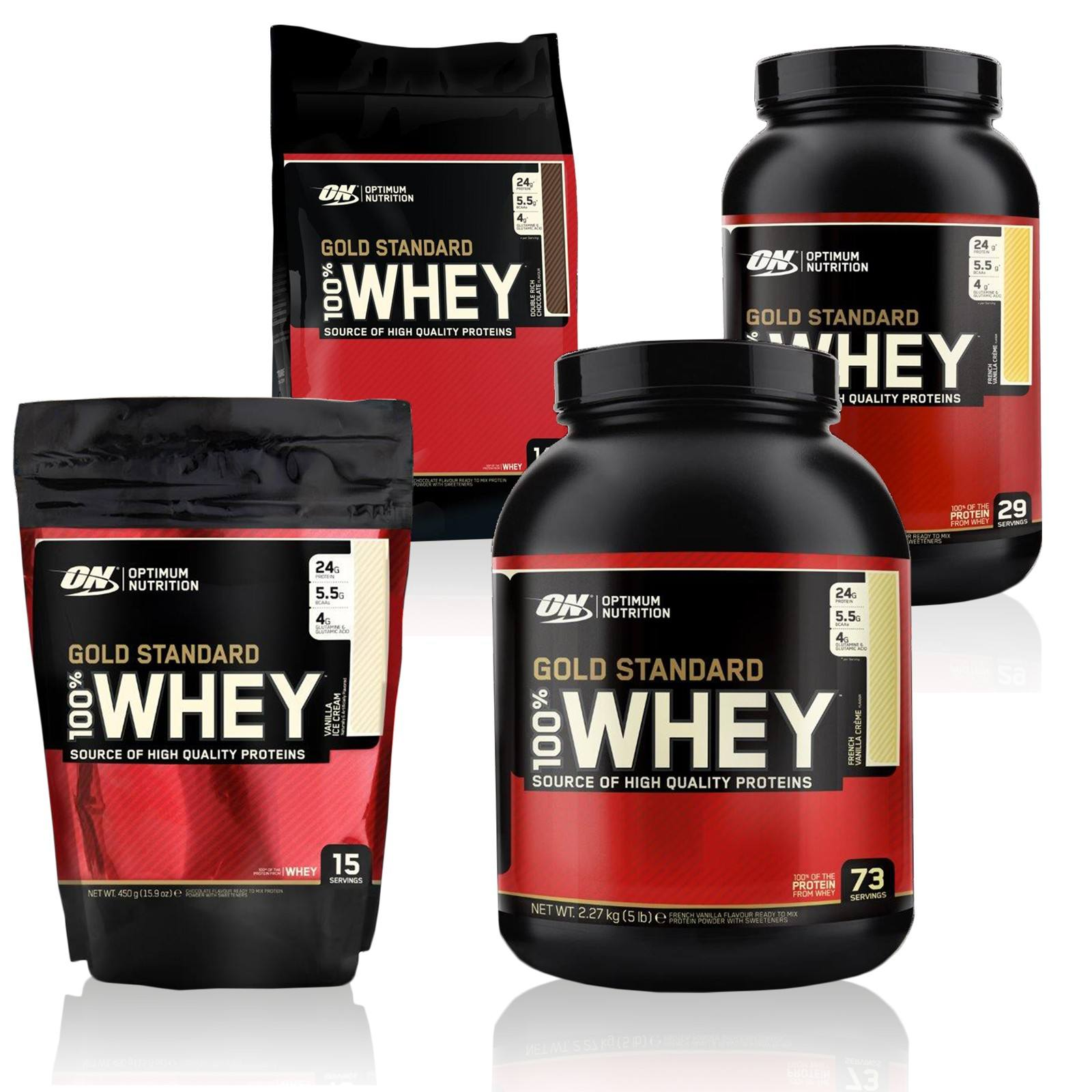 Gold Standard 100% Whey Protein wholesale