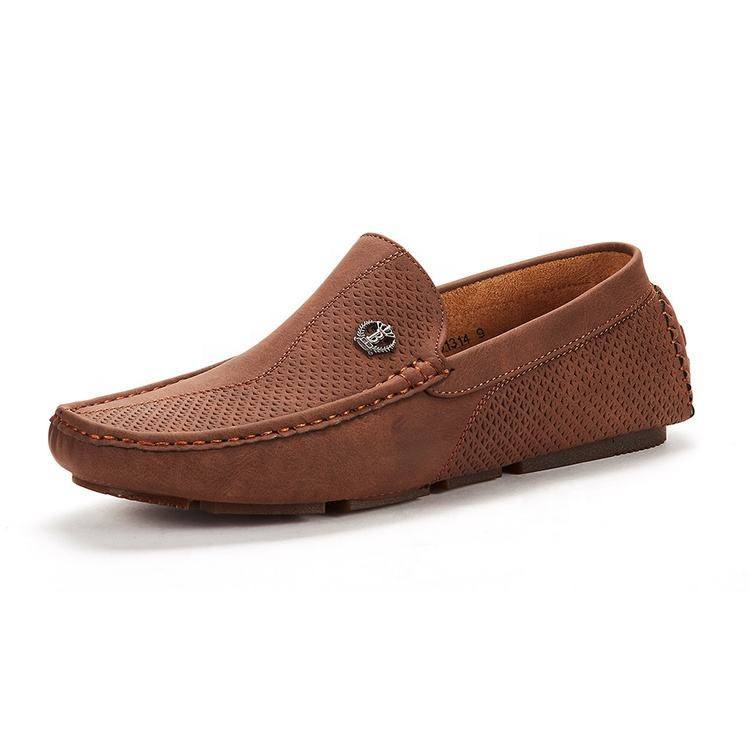 New Arrived Latest Slip-on Flat Loafers Moccasins Shoes Driving Shoes for men
