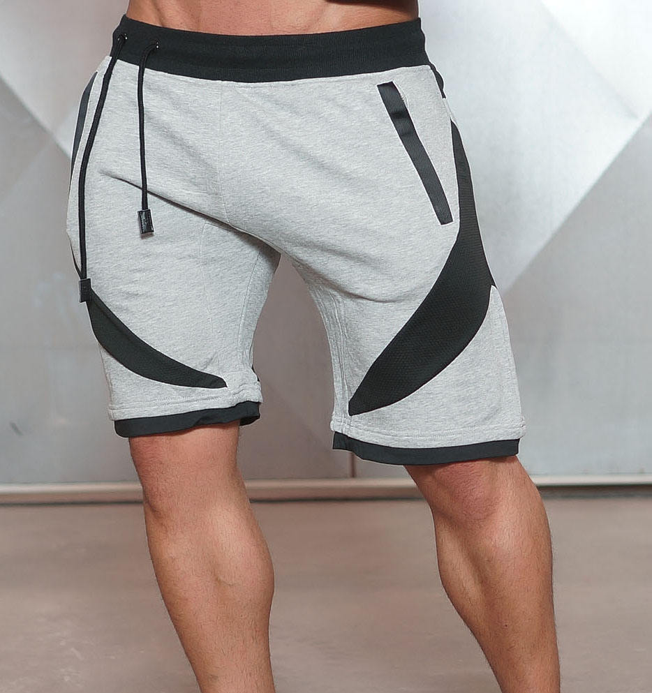 Zomer Jogging Gym Sweat Shorts Mannen Shorts