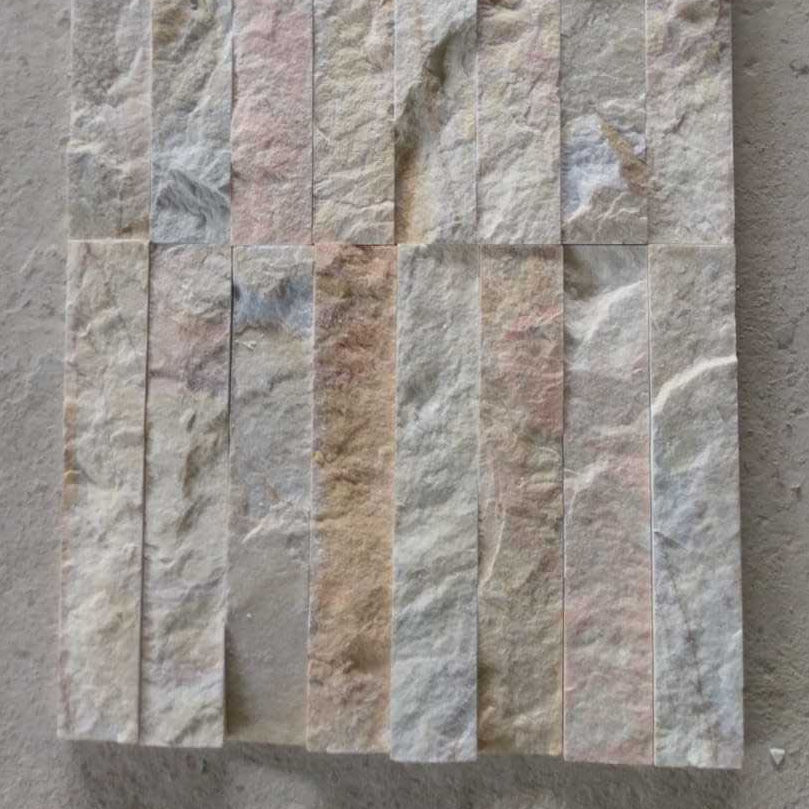 COMPETITIVE PRICE GREY SPLIT FACE ONYX WALL PANEL FOR INTERIOR AND EXTERIOR DECORATION - VIET NAM NATURAL STONE EXPORT