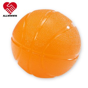 ALLWINWIN HEB19 Hand Übung Ball - Basketball Form TPR Grip Squeeze Therapie Stress Squishy
