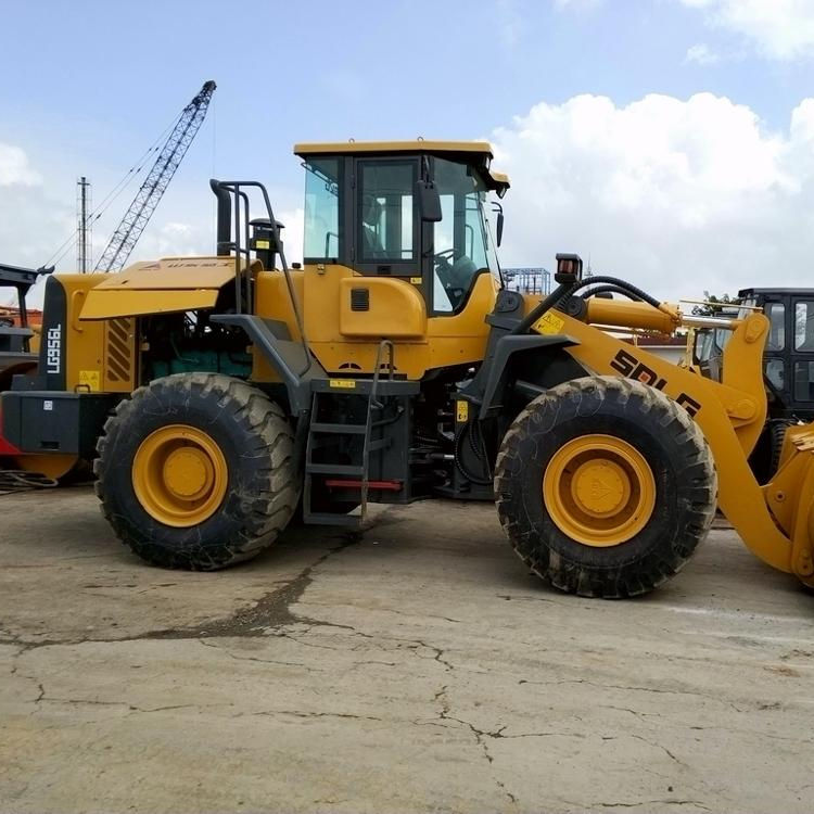 used wheel loader 956 wheel front 5 tons loader for sale and liugong 856 936 wheel loader