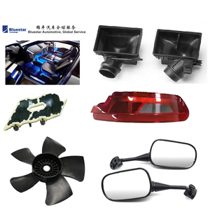 Automotive parts plastic injection molding manufacturing design engineering mold tools
