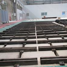 Cast iron Floor Clamping Rails