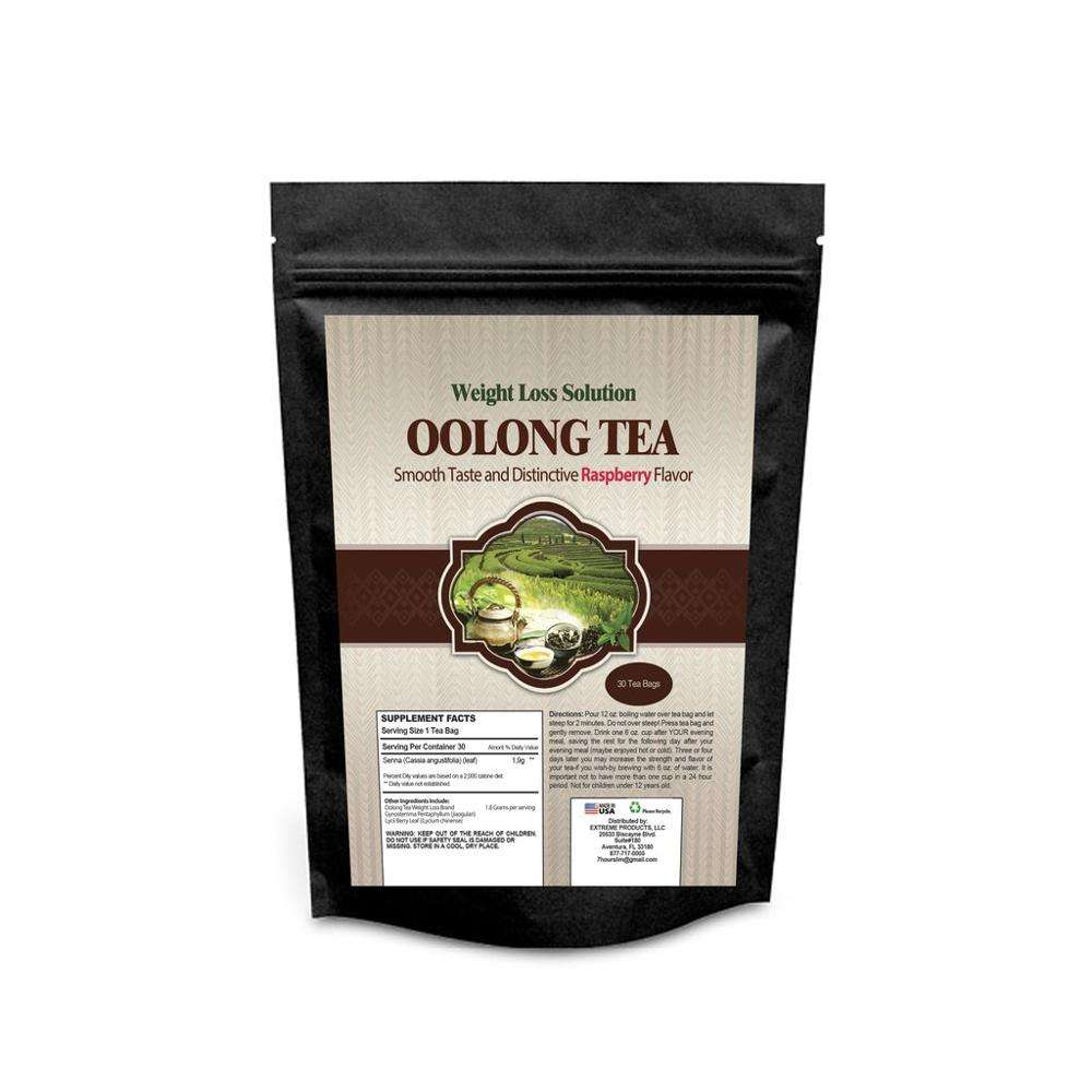 Health Beneficial Raspberry Flavoured Oolong Tea at Low Price for Bulk Buyers