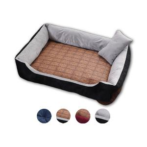China Newest wholesale couch Orthopaedic Memory Foam Cushion cat pet beds amp accessories For Dog bed
