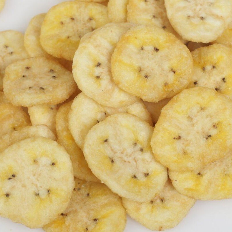 Best selling Fruit Snacks Siamese Banana Chips From Viet Nam for Export and Import nuts and Dried Fruit