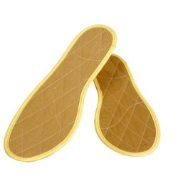 Comfortable cinnamon insoles hot on the market for sports training at factory prices in Vietnam