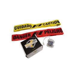 Newest best selling reusable Lighted Danger Tape