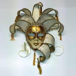Venetian carnival souvenirs handmade in Italy