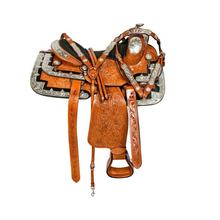 Premium Leather Western Saddle Horse Running Riding Suppliers