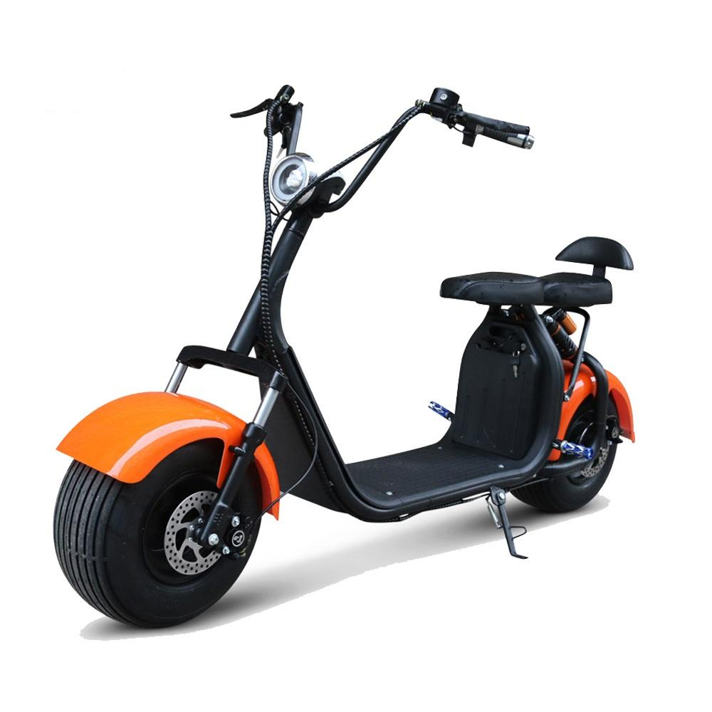 BEST PRICE!!!!!! European Warehouse Electric Scooter Engine 1500W Battery 20Ah 60V Billy City Coco
