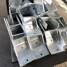 Fabrication Metal Sheet Steel Container Parts Welding Mig