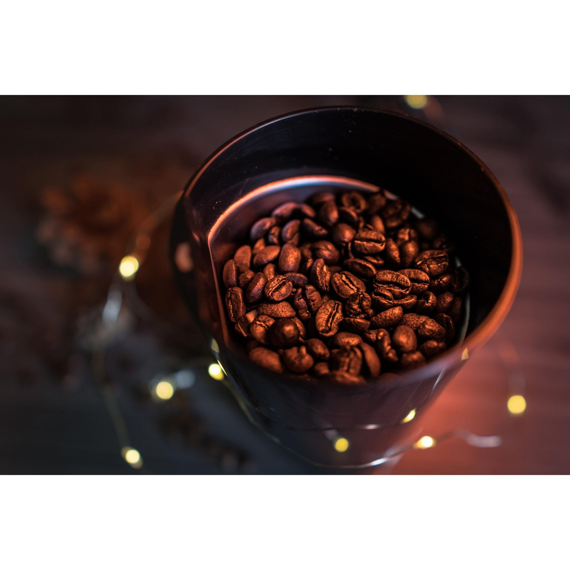 HACCP Certification Arabica Golden Mandheling & Brazil Flavor Roasted Coffee Beans